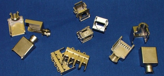 Electroless Plated Parts